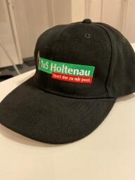 Cap TuS Holtenau mit Stick
